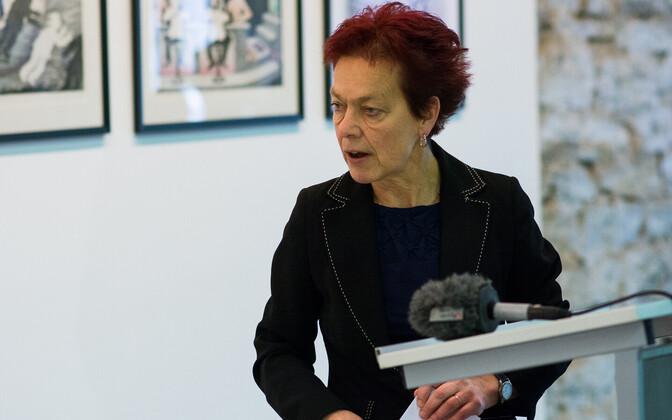 Jaan Krossi kirjandusauhinna pälvis Krista Aru
