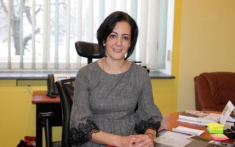 Председатель горсобрания Нарвы Ирина Янович.