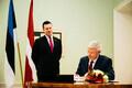 Läti peaminister Krišjānis Kariņš Eestis