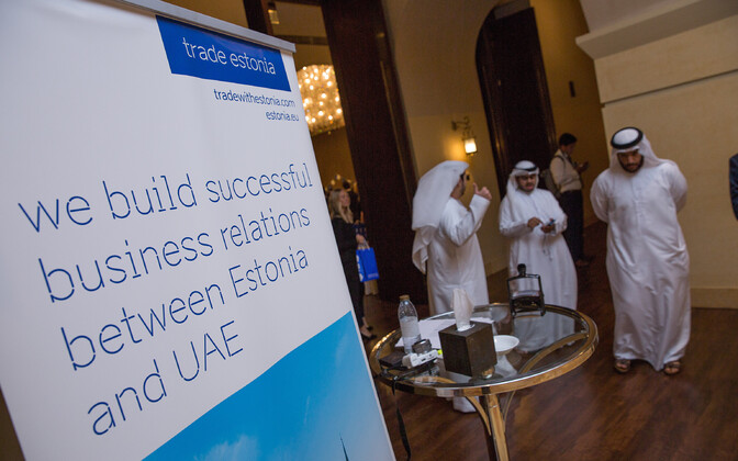 Enterprise Estonia opened its new foreign representation in Dubai. 10 February 2019.