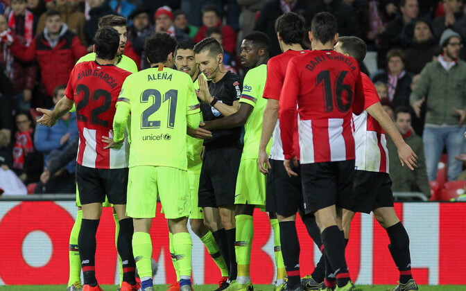 Bilbao Athletic - Barcelona
