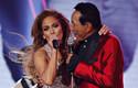 61. Grammyde gala, Jennifer Lopez ja Smokey Robinson