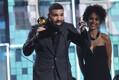 61. Grammyde gala, Drake