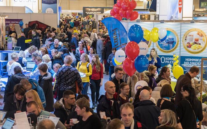За три выставочных дня Tourest посетили 26 204 человека.