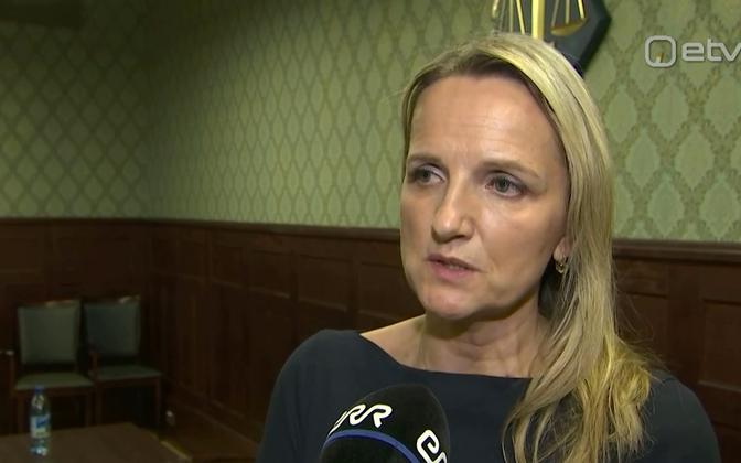 Public prosecutor Inna Ombler.