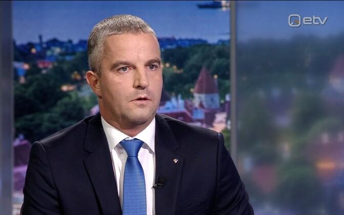 председатель правления Tallink Group Пааво Ныгане