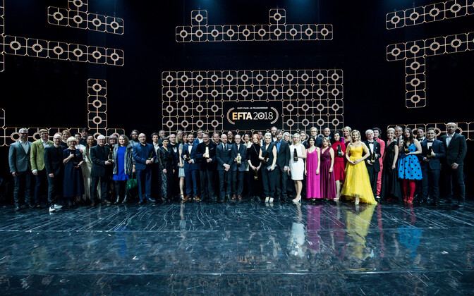 Eesti filmi- ja teleauhinnad 2018 laureaadid