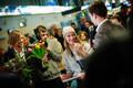 Встреча Келли Сильдару в Таллиннском аэропорту.