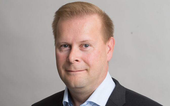 Timo Riihimäki.