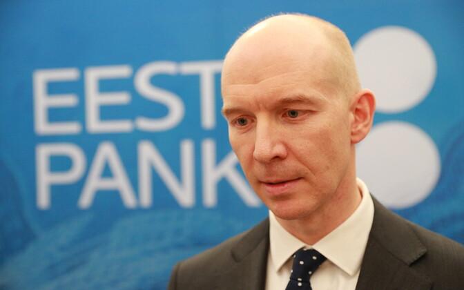 Мадис Мюллер является кандидатом на пост президента Банка Эстонии.