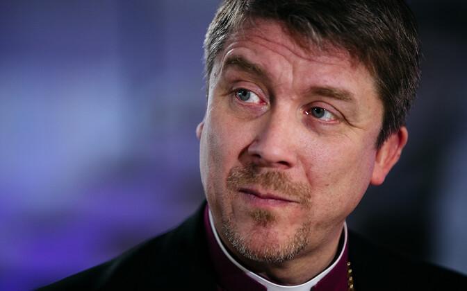 Архиепископ Эстонской евангелической лютеранской церкви Урмас Вийлма.