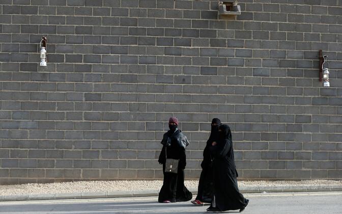 Saudi Araabia naised.