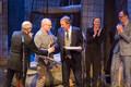 Tallinna linnateater jagas kolleegipreemiaid.