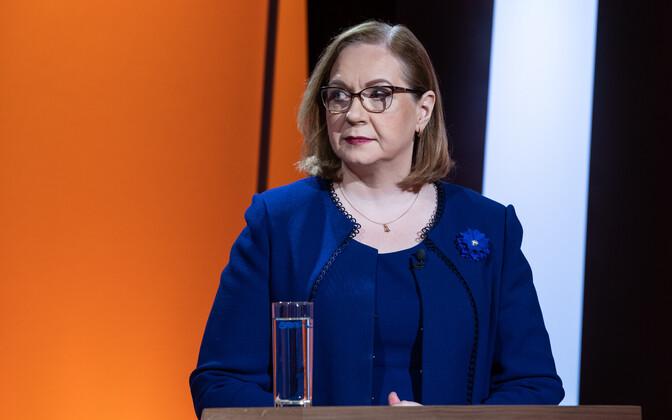 Марис Лаури из Партии реформ.