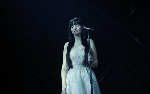 Eesti Laulu finaali lavaproov.