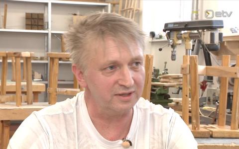 Kosmosemuttide autor Alari Pikkorainen.