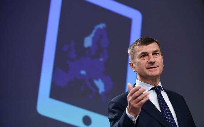 Вице-президент Еврокомиссии Андрус Ансип считает, что 13-я статья евродирективы об авторском праве может стать проблемой для музыкантов.