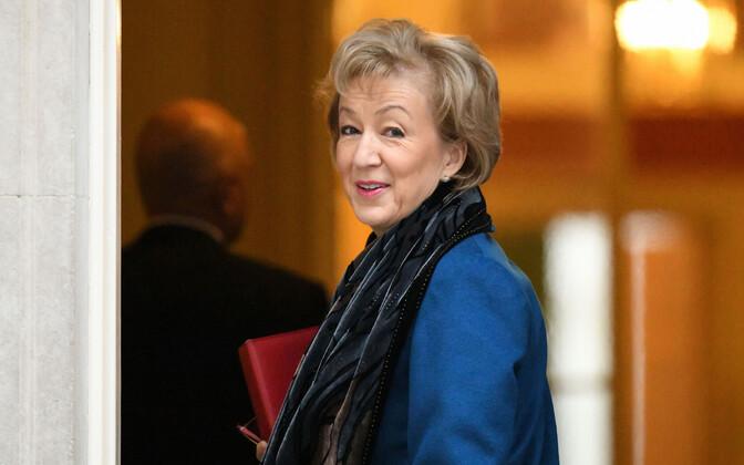 Konservatiivse Partei poliitika Andrea Leadsom.