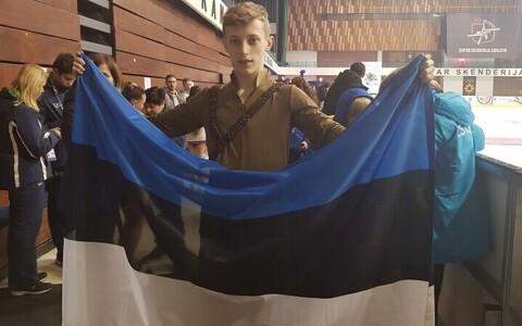 Михаил Селевко проявил себя в Сараево.