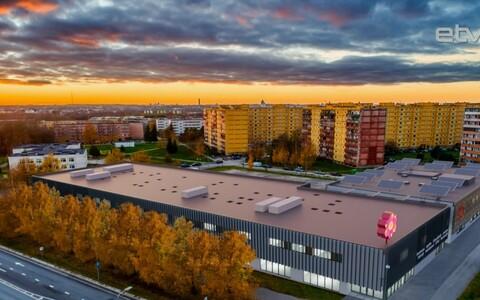 В тартуском районе Аннелинн к осени построят центр здоровья.
