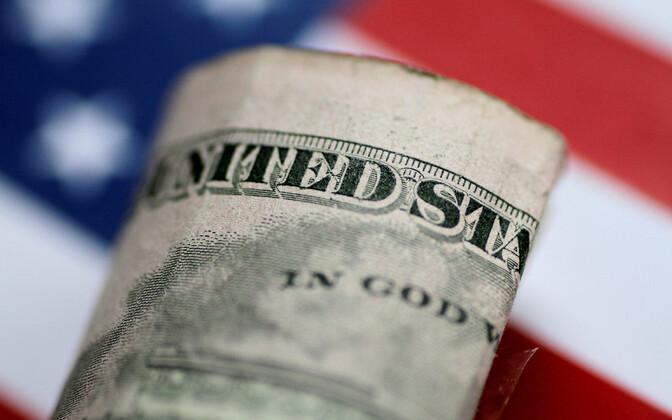 USA raha.