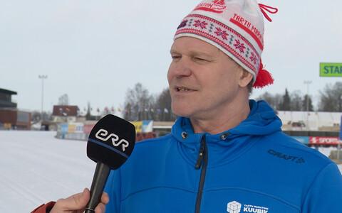 Tartu Maratoni rajameister Assar Kütt