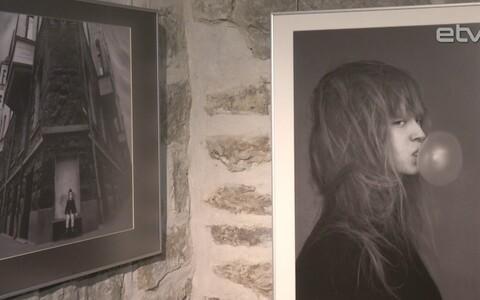 Выставка латвийского фотохудожника Леонида Тугалева.