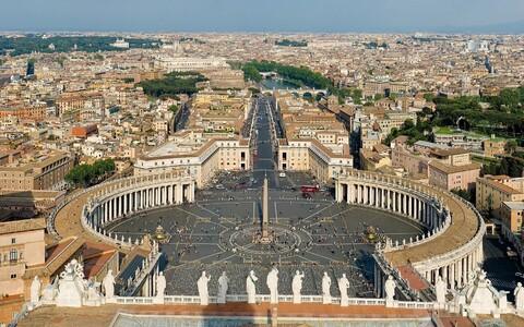 Ватикан. Иллюстративная фотогрфаия.
