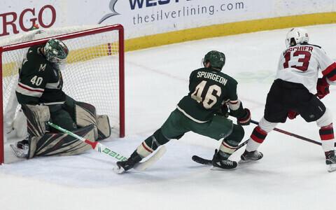 Nico Hischier kindlustas New Jersey Devilsile lisaajal võidu