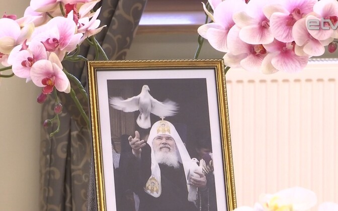 Патриарху Алексию II хотят поставить памятник в Йыхви.