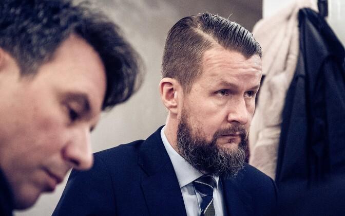 Sven Sakkov (paremal).