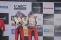 Ott Tänak ja Martin Järveoja võitsid Rootsi MM-ralli