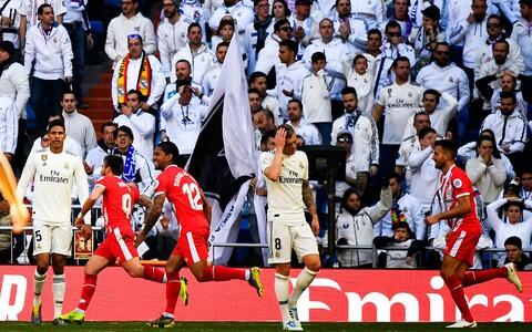 Madridi Real - Girona