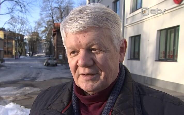 Olavi Pihlamägi.