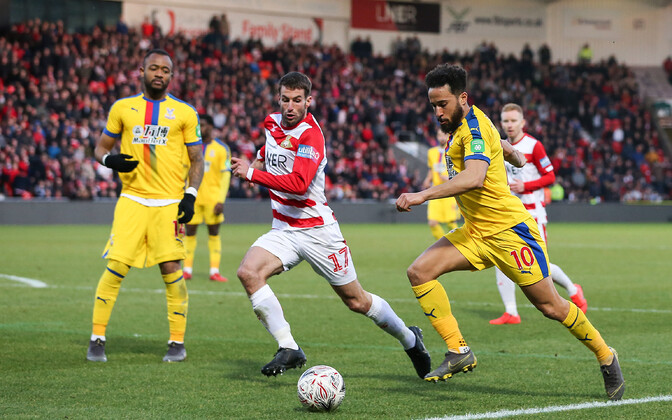 Doncaster Rovers - Crystal Palace