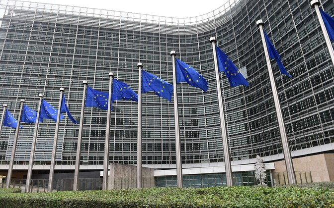 The European Commission in Brussels.