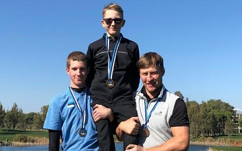 Golfi talvised Eesti meistrid
