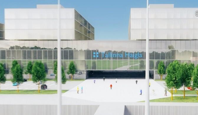 Valitsus loodab ikkagi saada Euroopast Tallinna haigla jaoks 380 miljonit