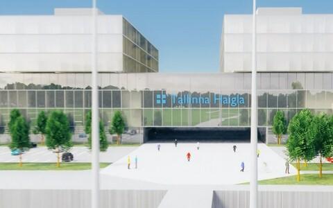 Таллиннская больница.