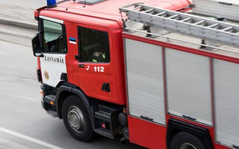Машина спасателей. Иллюстративное фото.