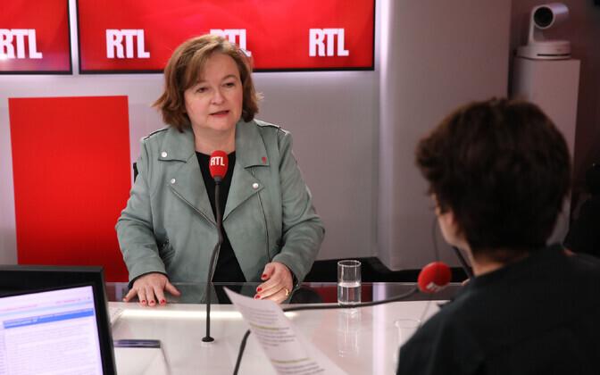 Prantsuse Euroopa asjade minister Nathalie Loiseau.