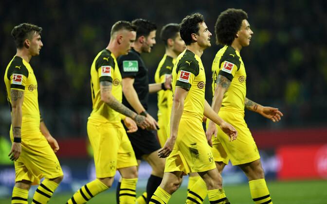 Dortmundi Borussia mängijad