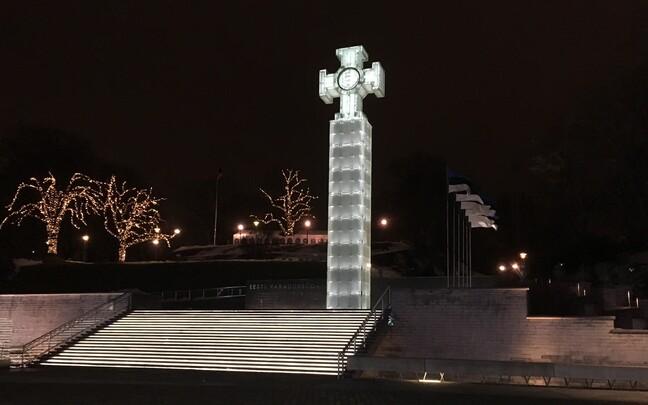 Монумент победы в Освободительной войне.