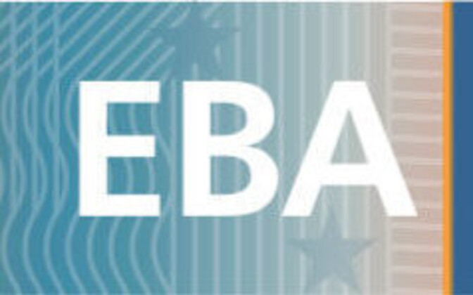 The EBA logo