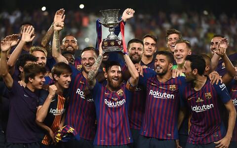 Viimane Hispaania superkarikas mängiti möödunud aasta augustis Marokos.