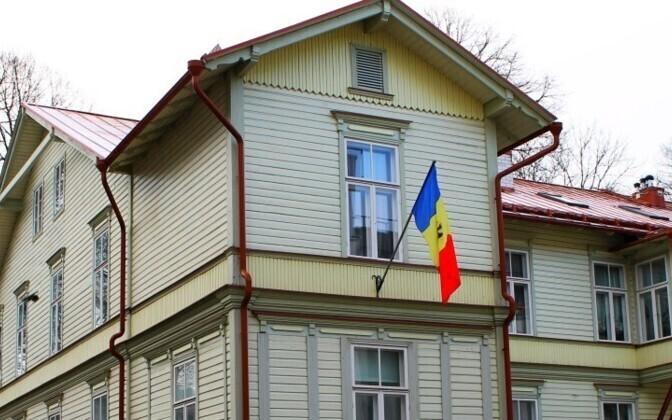 В Эстонии граждане Молдовы смогут проголосовать в здании посольства.