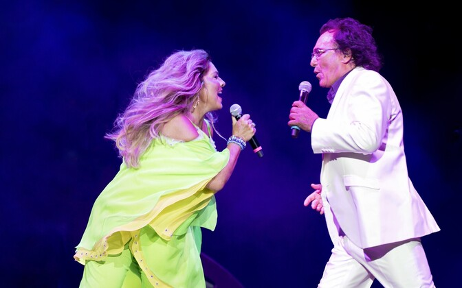 Albano Carrisi ja Romina Power