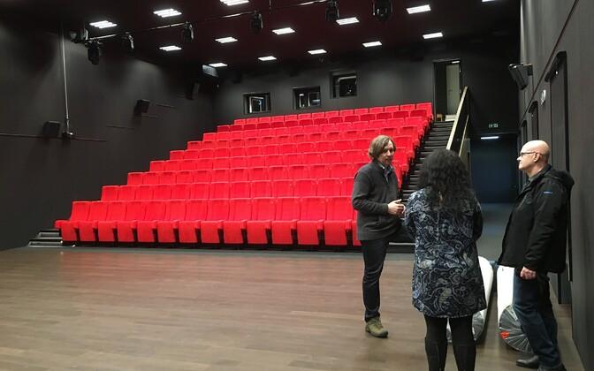 Rapla kultuurikeskuses avatakse kino
