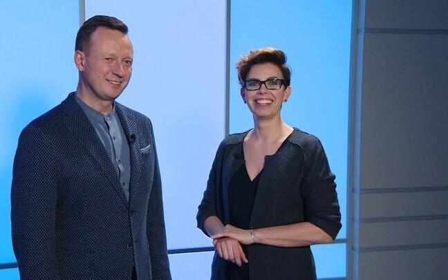 Marko Reikop ja Anu Välba