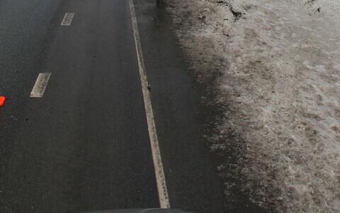 На дорогах сохранится гололедица.